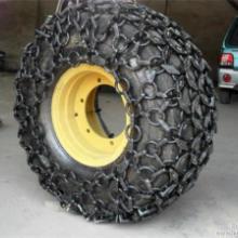 徐工铲车轮胎保护链 30装载机轮胎保护链报价 轮式挖掘机轮胎保护链批发