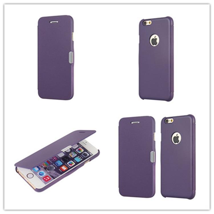英国畅销款iphone6s磁扣手机套 iphone6s对吸手机皮套 iphone6新款手机套