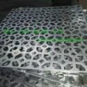 商场雕花铝单板采购图片