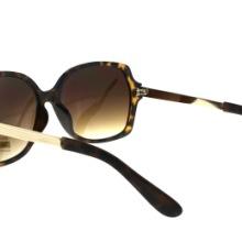 半金属太阳镜 2017新款太阳镜 厂家直销太阳镜 豹纹眼镜
