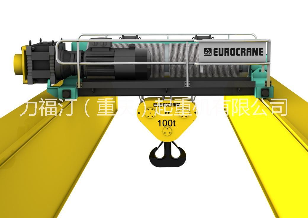 重庆qd型桥式起重机 供应