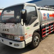 厂家供应JAC江淮5吨油罐车图片