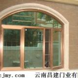 云南昆明厂家专业制作门窗,铝合金、防火窗、钢制、铜制窗等