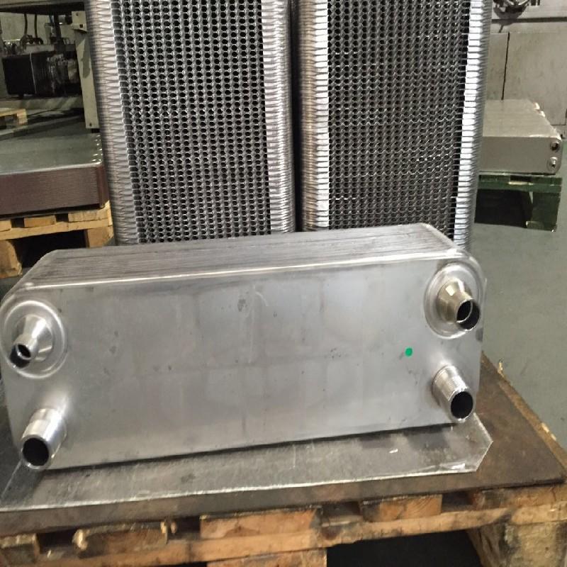 家用换热器  过水热用不锈钢钎焊换热器计算 选型 价格