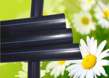 河南省农业滴灌管材滴灌设备PE管图片