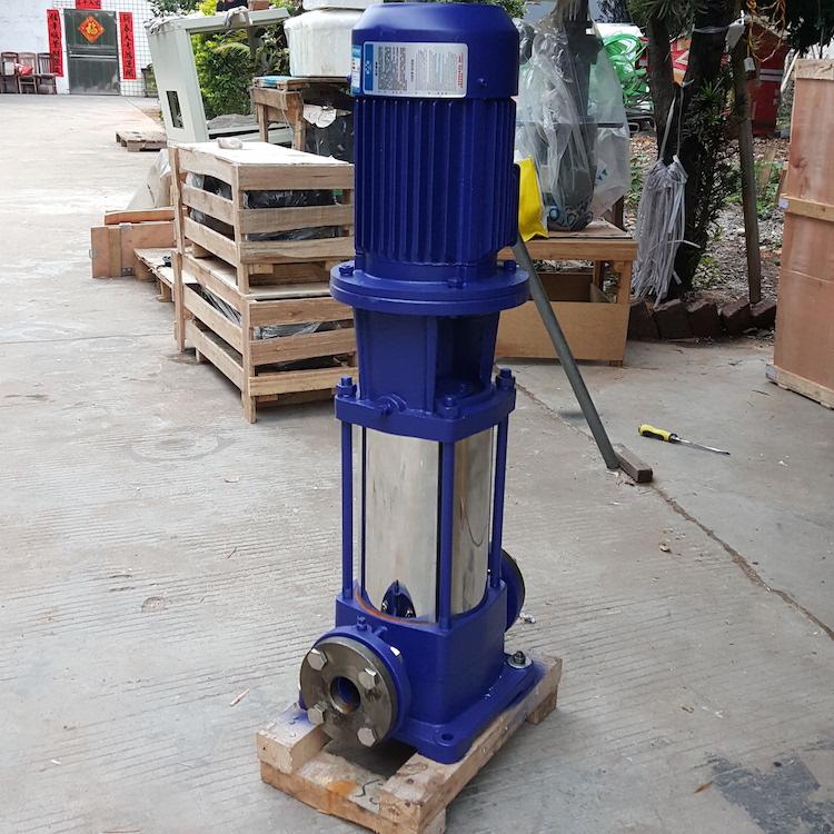 沃德80gdl36-12*7 多级增压泵 离心水泵现货