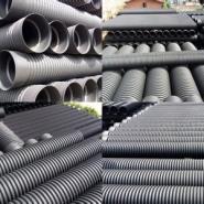供榆次区HDPE钢带聚乙烯排水管图片