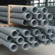 专业生产PVC-U实壁管、农灌管图片