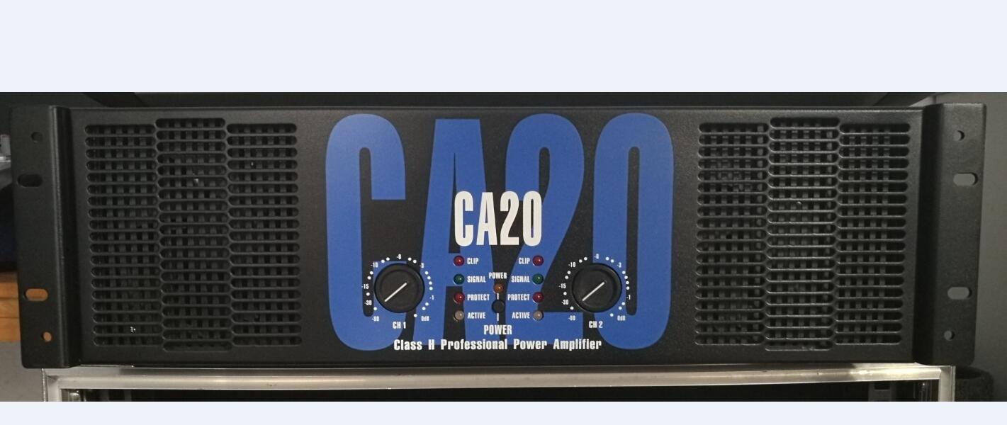 ca20专业功放报价