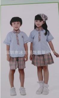 厂家直销幼儿园夏季园服