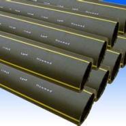 陕西宜县PE燃气管、聚乙烯燃气管图片