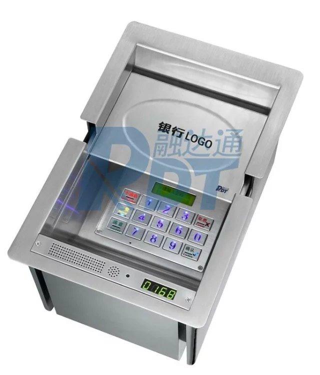 智能票槽RDT-V3—精致工艺