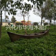 工艺木船图片