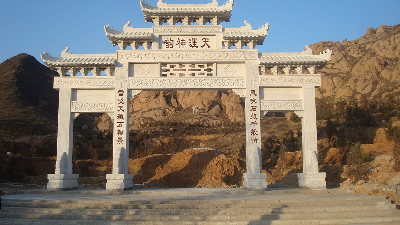 保定市石雕牌坊|石雕牌坊供应商|中国传统建筑石雕.