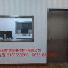 山东东奥防辐射铅板,铅门,铅玻璃图片