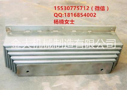 威达重工VMC1000/1200原装钢板防护罩现货