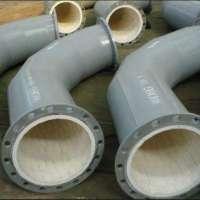 耐磨防腐管件 陶瓷贴片耐磨管件厂家价格