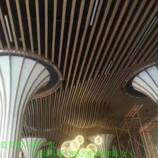 宜昌波浪型铝方通厂家定制图片