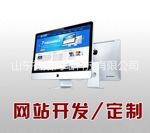 山东网站定制开发