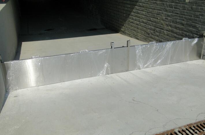 供应南京 丽诺- 防洪闸 智能防汛挡板系统批发 防汛挡板系统厂家 挡水