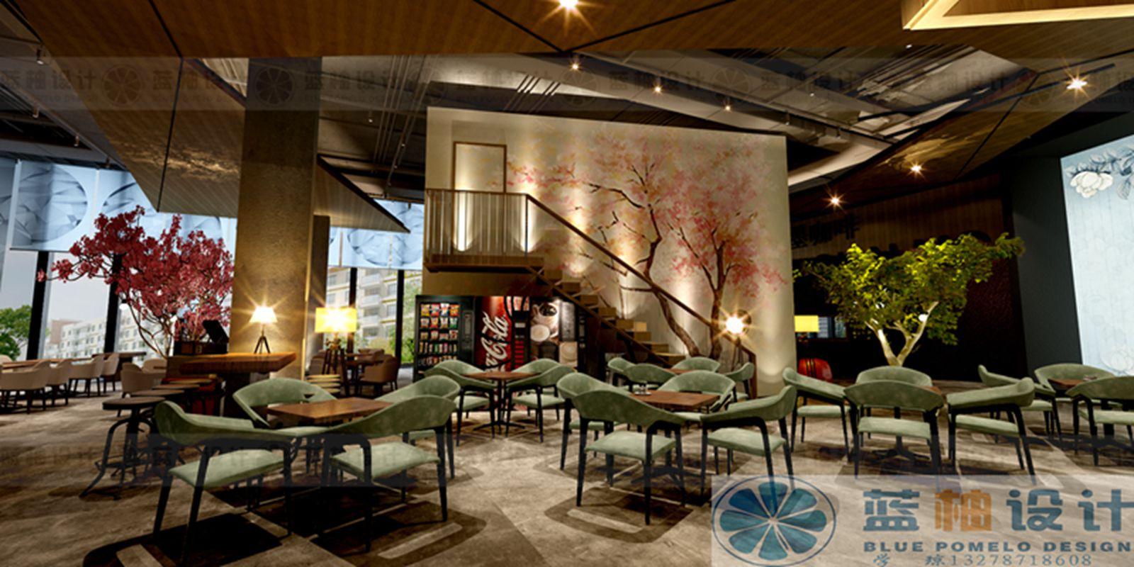 昆明西餐厅装修设计效果图施工公司