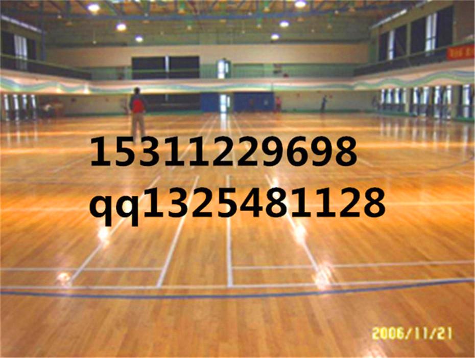 运动木地板图片/运动木地板样板图 (4)