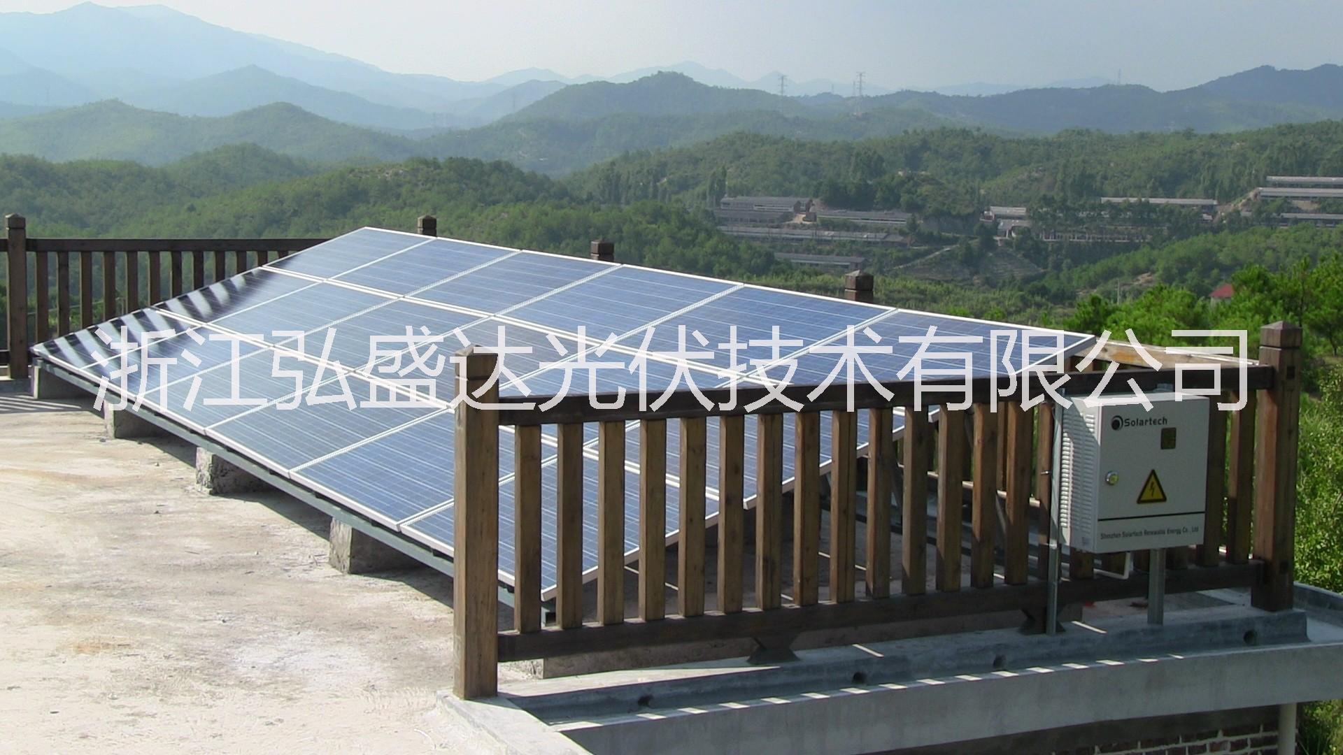 【厂家包安装】台晶电子1MW光伏发电系统项目