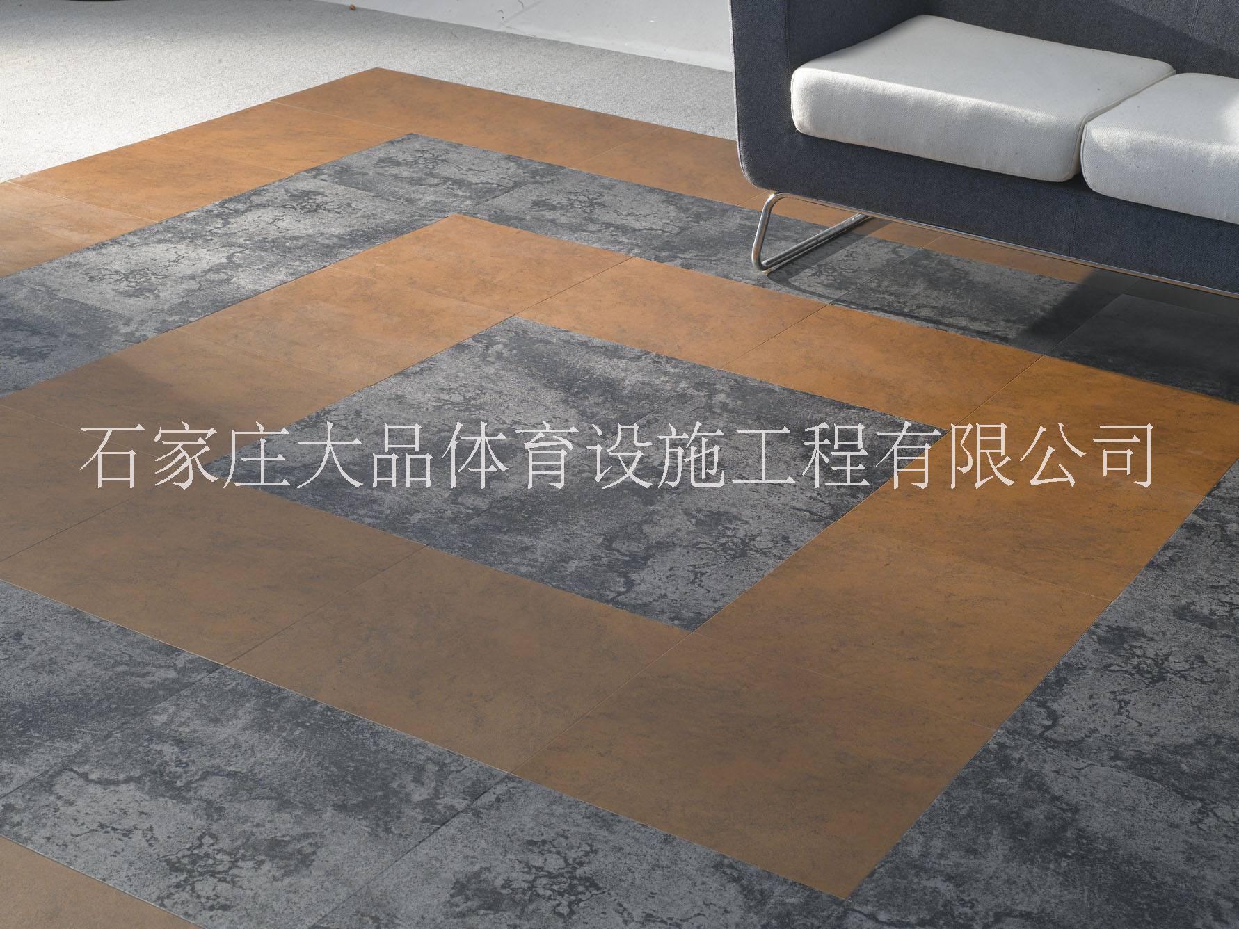 河北石塑PVC片材地板