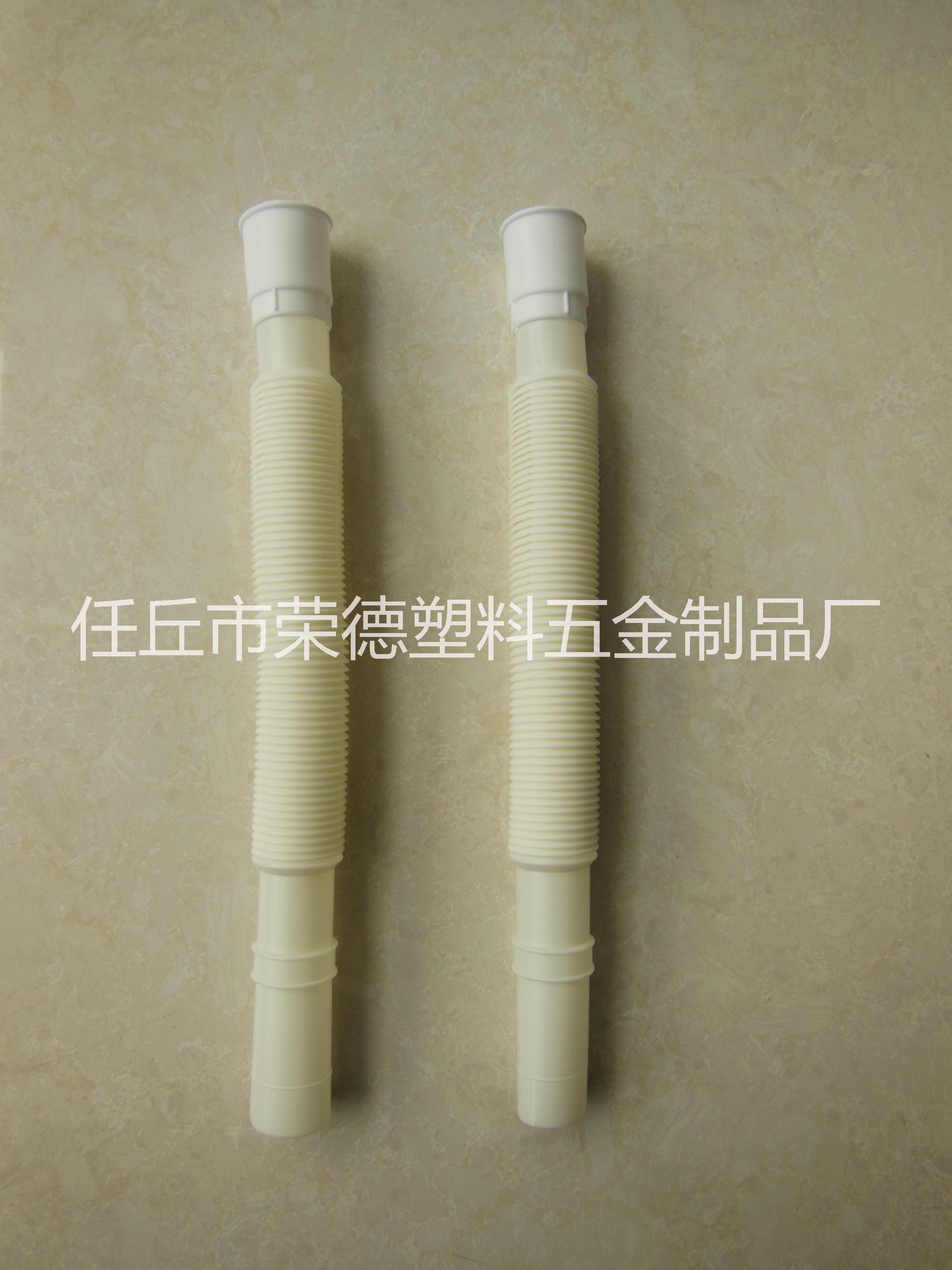 皮头拉伸管 塑料下水管 防臭下水