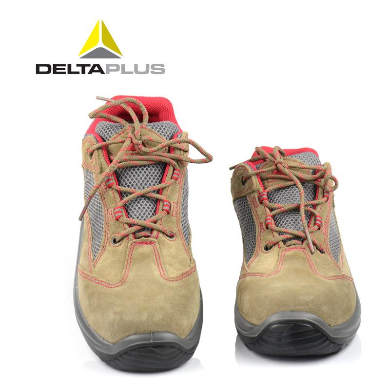 代尔塔301211安全鞋 绝缘鞋 防砸10KV绝缘电工鞋批发