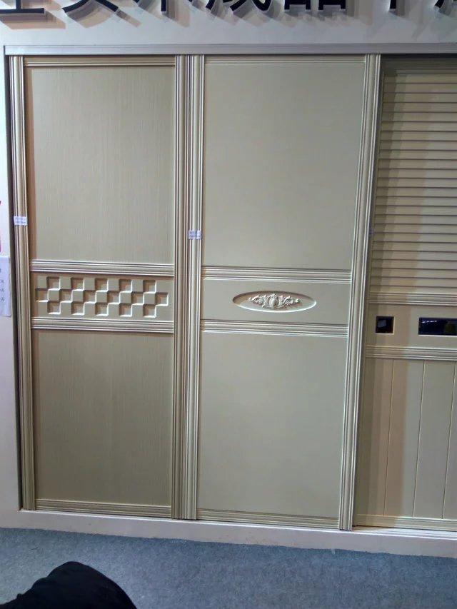 移门衣柜定制设计效果图衣帽间欧式移门
