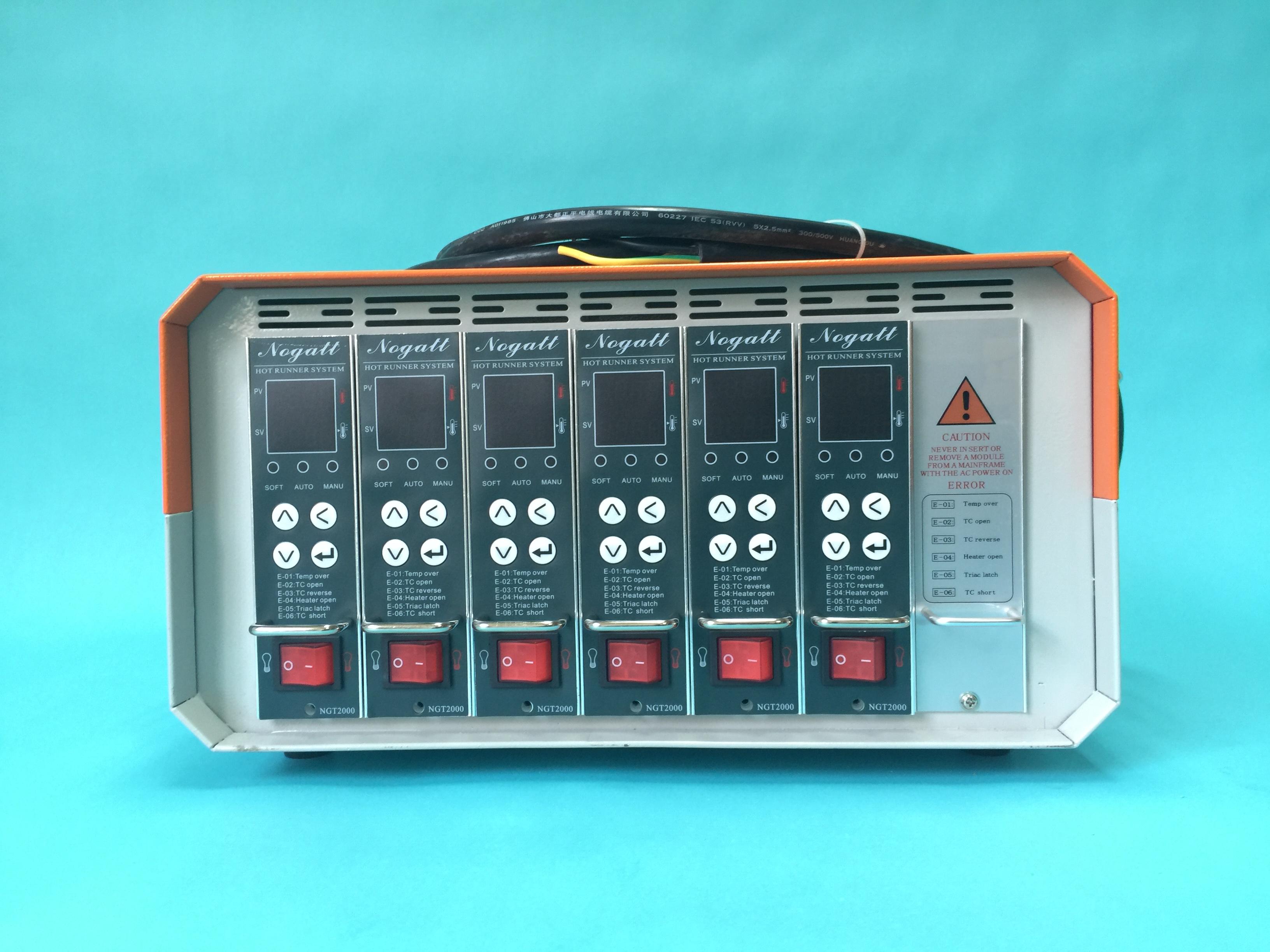 温控箱_热流道温控箱 质量保障 控温精准