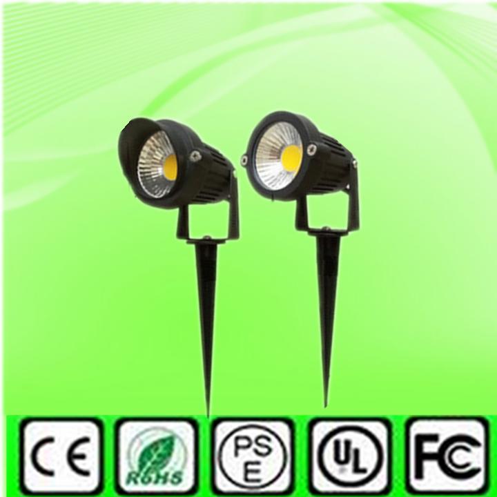 LED草坪灯 5W LED草坪灯 5W COB LED草坪灯 5W COB LED草坪灯插地灯