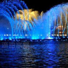 广州景观喷泉/园林喷泉/音乐喷泉/激光水景设备图片