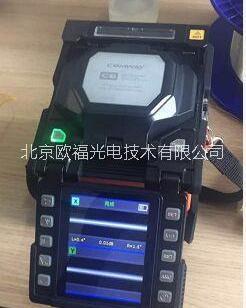 美国康未c8光纤熔接机图片