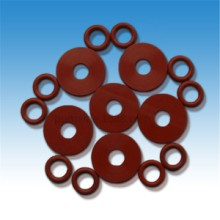 供应广东橡胶密封圈橡胶管橡胶条 耐高温平垫圈矩形圈批发