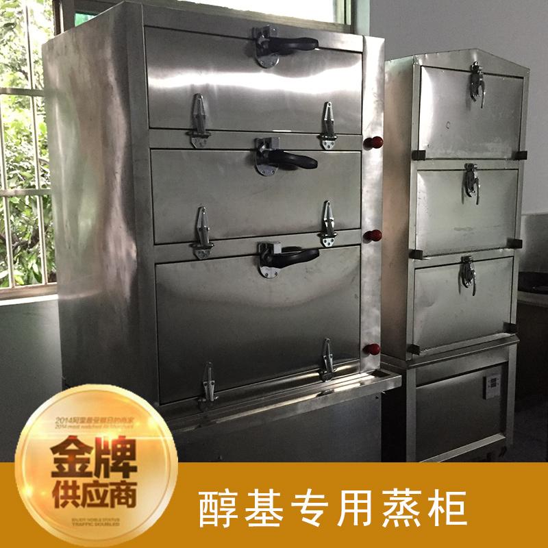 广东南洋环保科技醇基专用蒸柜 大型厨房烘烤设备多功能烹饪醇基蒸柜