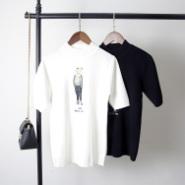 丝光棉短袖T恤图片