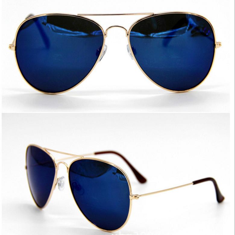 地摊10元模式太阳眼镜金属镜框