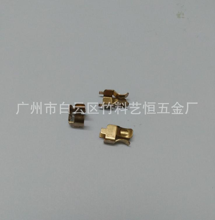 厂家直销.插座金属接触弹片.插座弹片.磷铜弹片.国标插座弹片 金属弹片