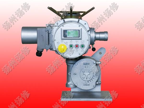 F-DJW200智能型电动执行器;角行程智能型电动执行机构