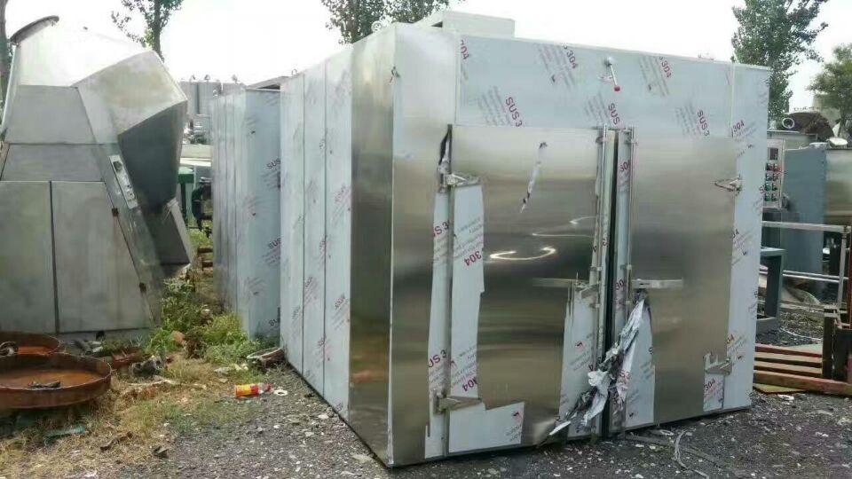 全不锈钢烘箱、两门两车烘箱、干燥箱、真空干燥箱