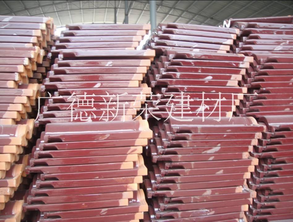 供应安徽双筒瓦直销处、合肥琉璃瓦厂家、淮南屋面瓦价格,合肥s瓦价