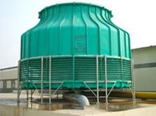 北京逆流式玻璃钢冷却塔厂家定制圆形冷却塔价格