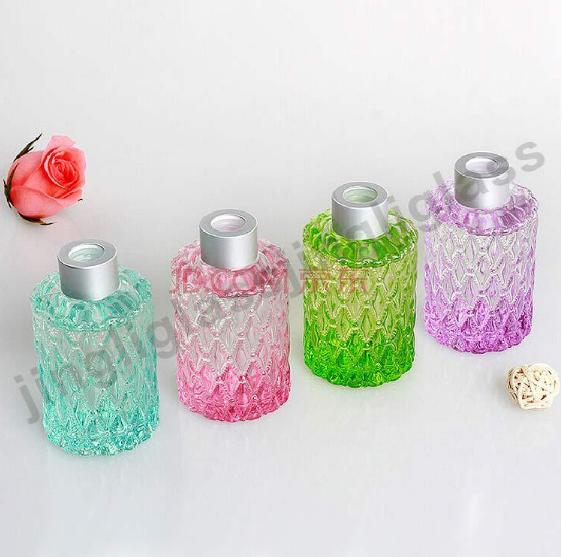 玻璃厂家直销玻璃瓶 精美香薰瓶 100ml、150ml香薰玻璃瓶