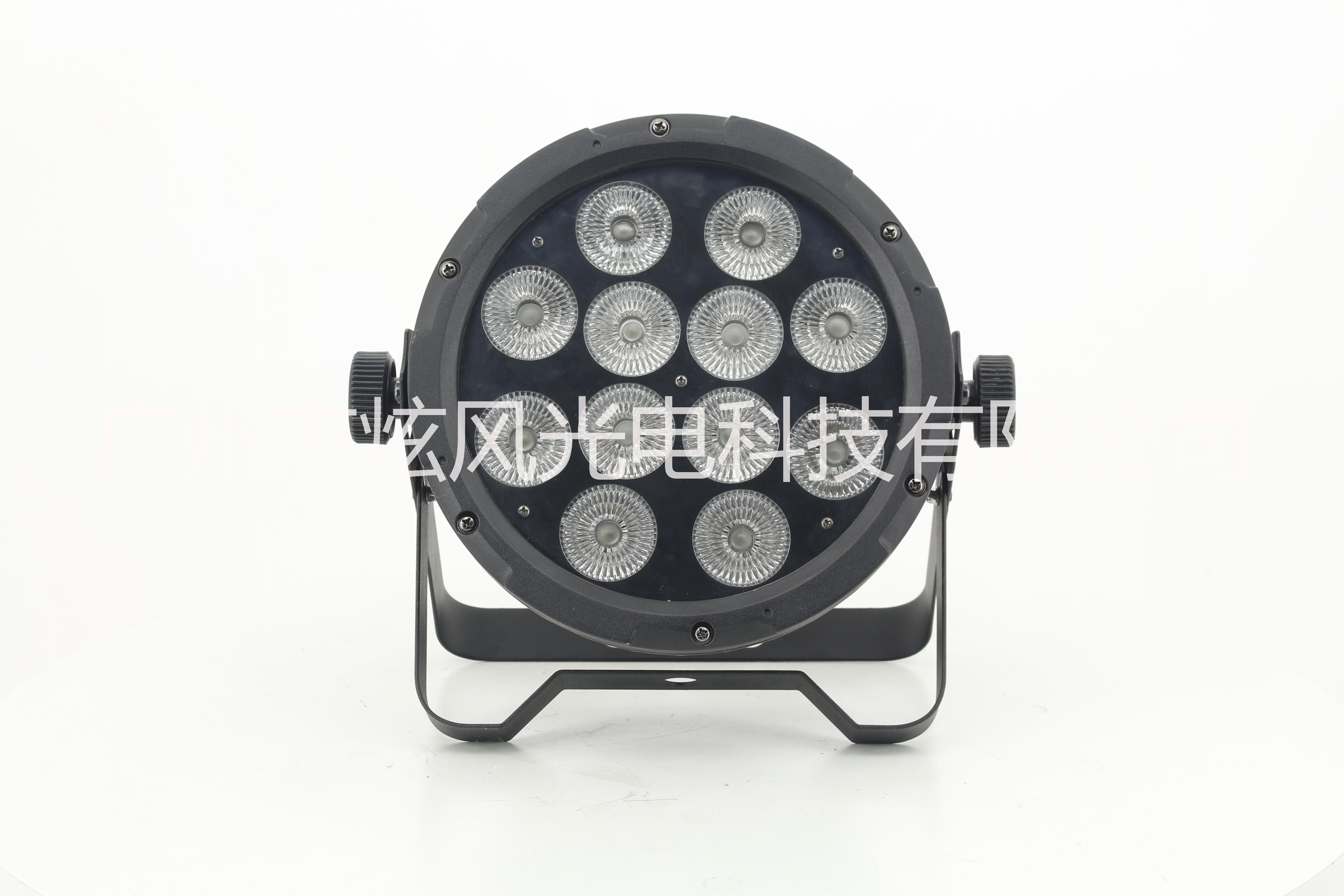 LED帕灯 12颗10W六合一  炫风光电