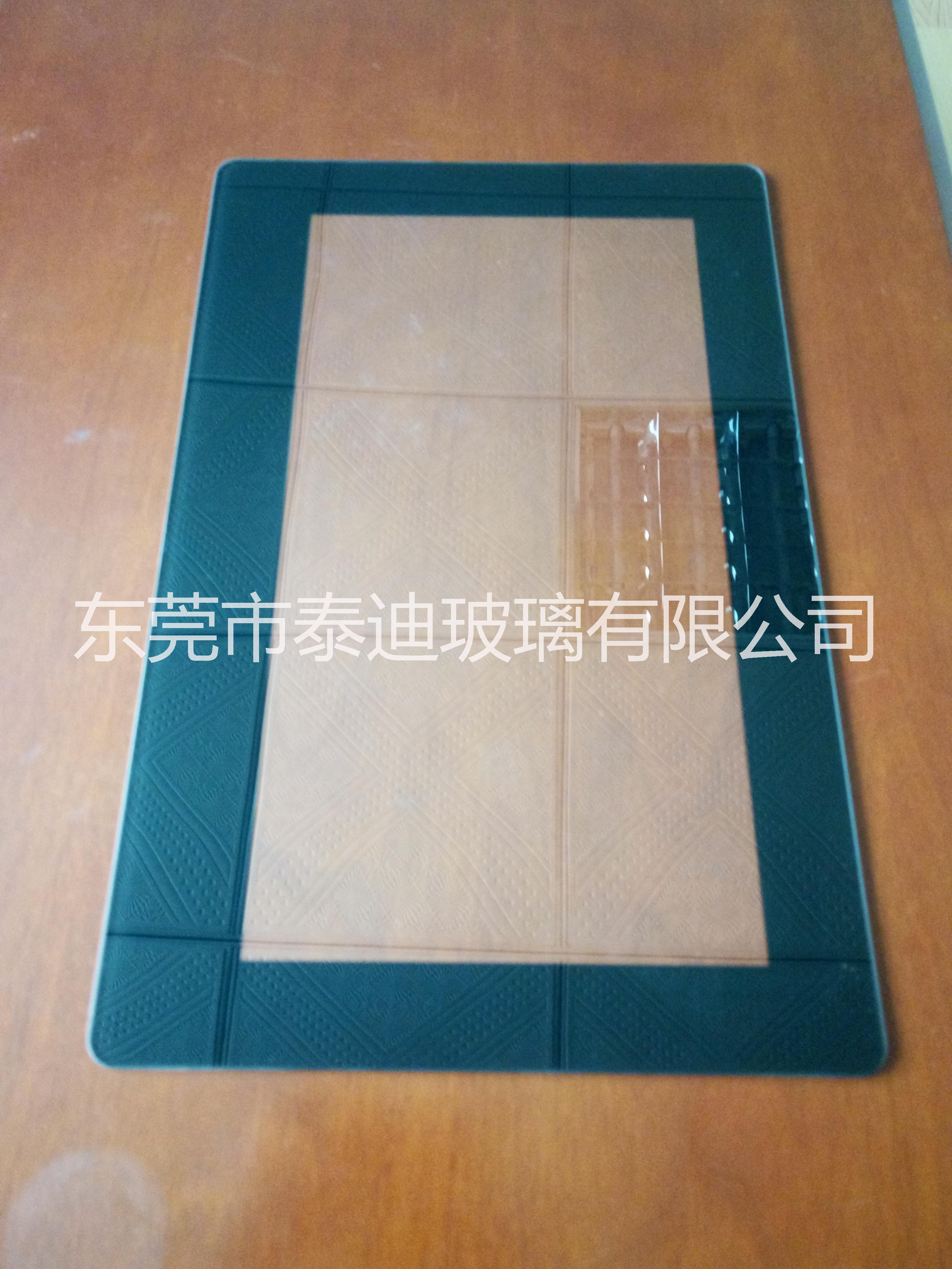 钢化玻璃 钢化玻璃4*145*205、LED钢化玻璃