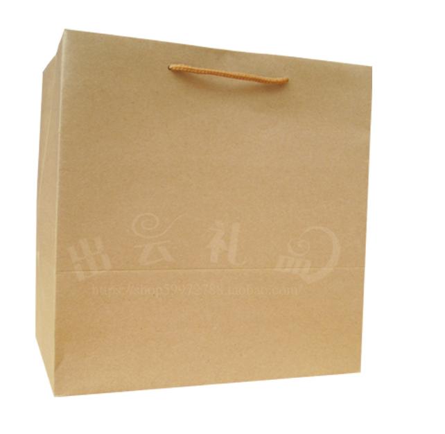 厂家定做侧面加宽加厚装蛋糕盒月饼盒纸袋 手提袋 礼品袋