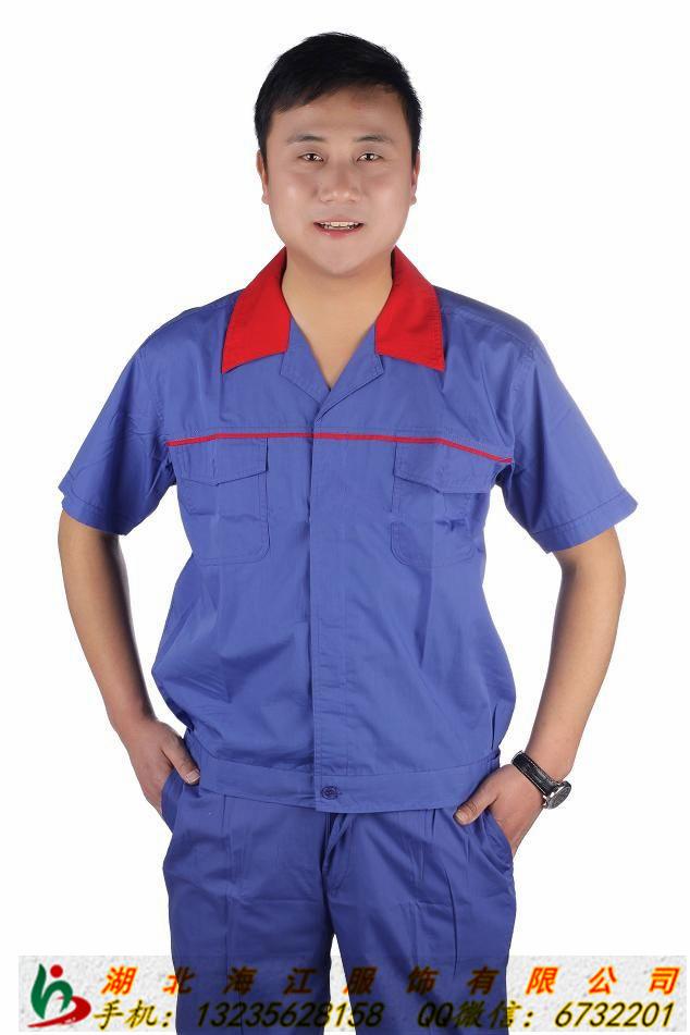 沙市车间工作服、沙市车间工衣沙市厂服价格、沙市车间工作服订做厂