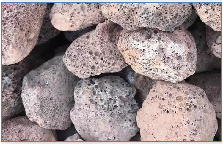 火山石 精选火山石